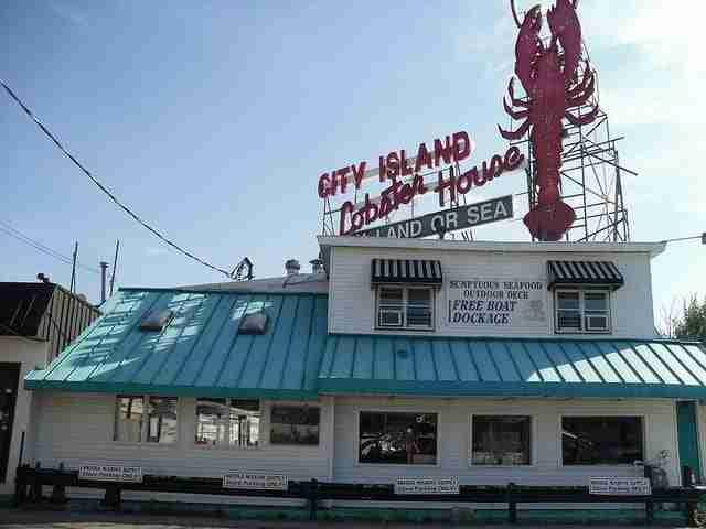 Ristoranti di pesce a City Island