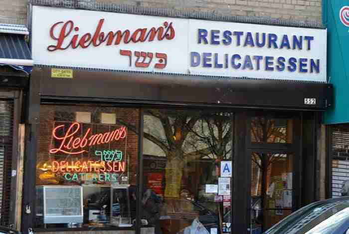 Liebmans Kosher Deli