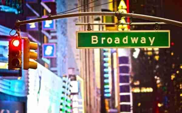Quali posti scegliere per un Musical di Broadway
