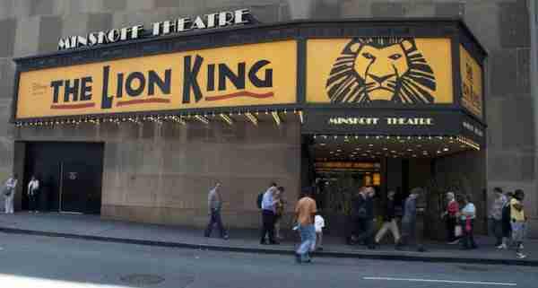 Teatri di Broadway