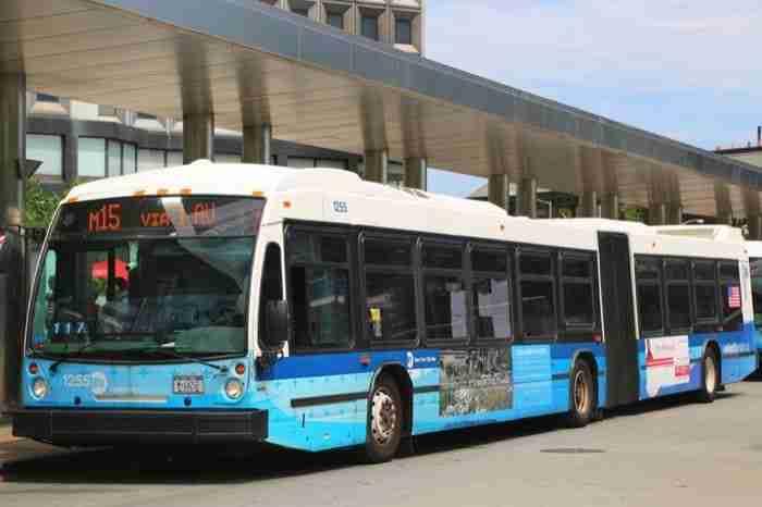 Autobus di New York
