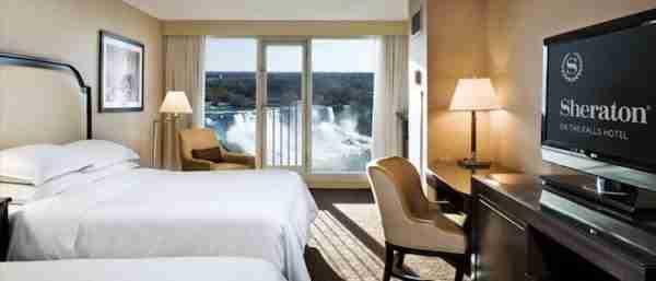 Dove dormire alle Cascate del Niagara