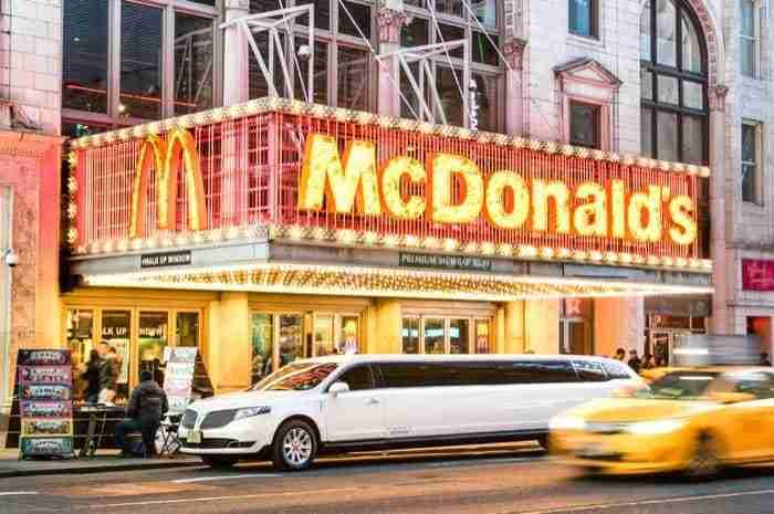 Limousine di New York