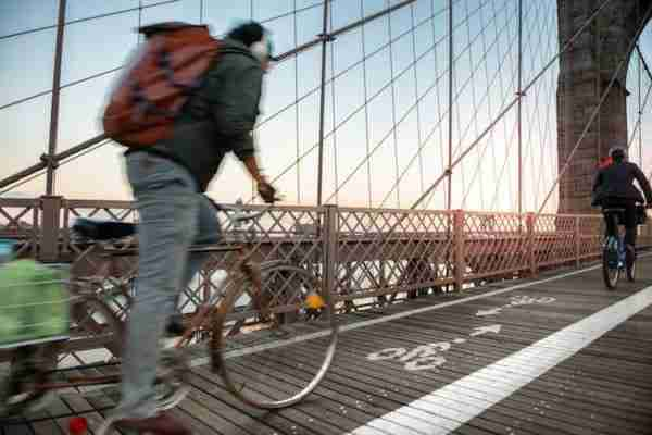 New York in bicicletta: consigli pratici
