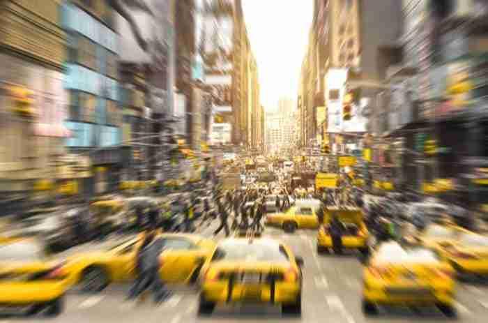 Taxi di New York
