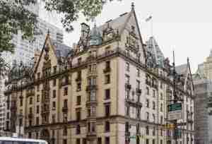 Dakota Building, New York