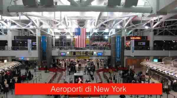 Aeroporti di New York