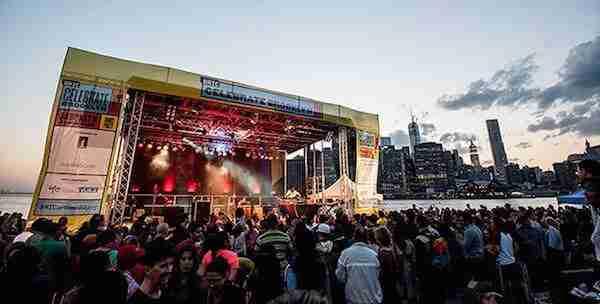 Concerti gratuiti New York