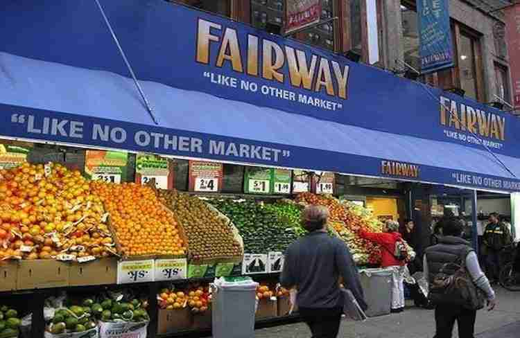 Fairway Market, New York