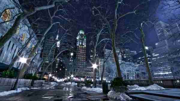 Febbraio a New York