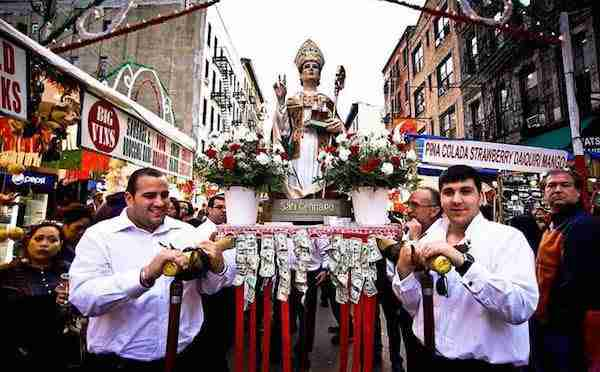 Festa di San Gennaro, New York