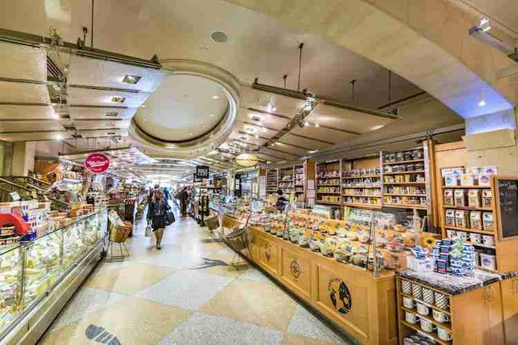 Grand Central Food Market, New York
