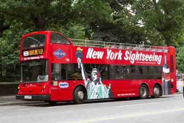 Tour Hop on hop off New York
