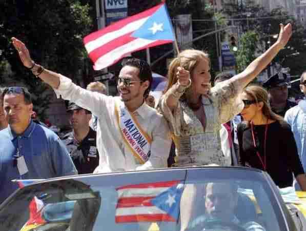 Puerto Rican Parade a New York