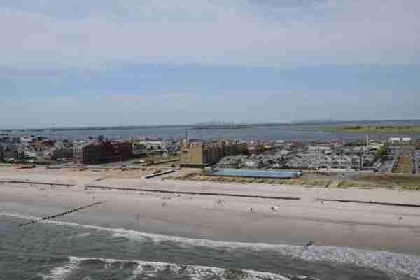 Spiagge di New York