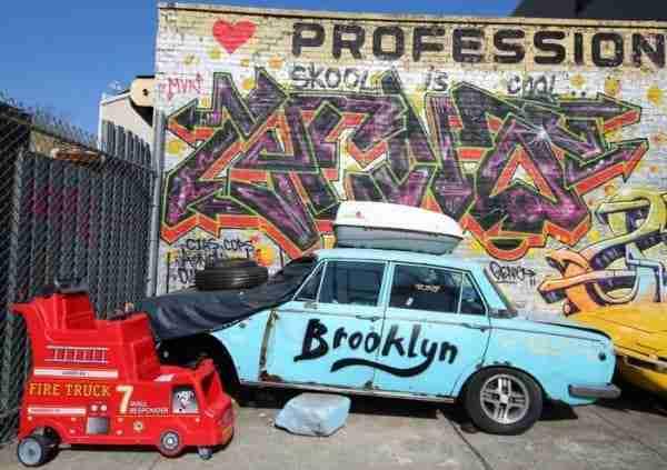 Bushwick: la più grande area di New York che ospita street art