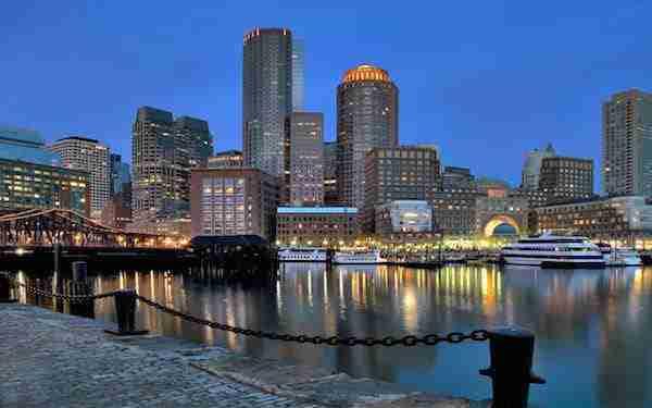 Tour di Boston da New York