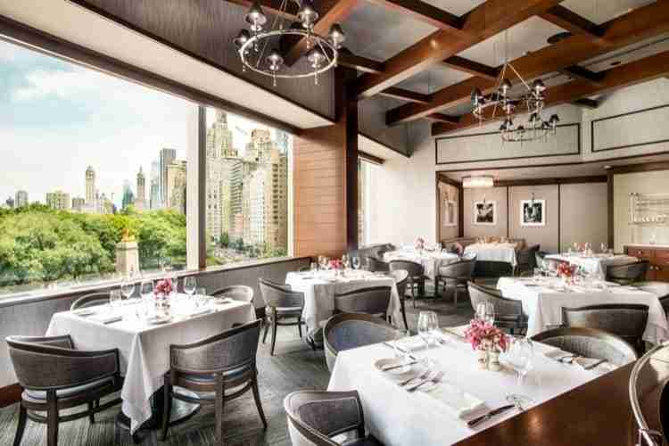 Porter House Bar and grill, Midtown Manhattan