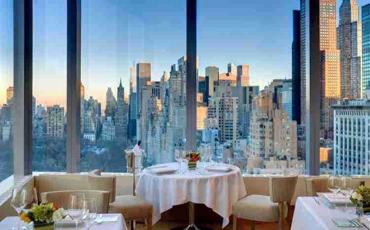 Ristorante Asiate, Midtown Manhattan