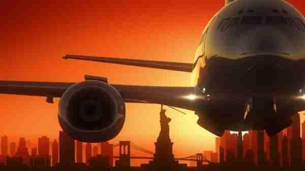 Controlli negli aeroporti di New York