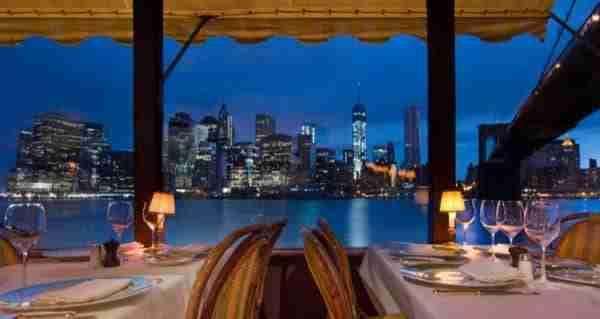 Migliori ristoranti di New York con vista