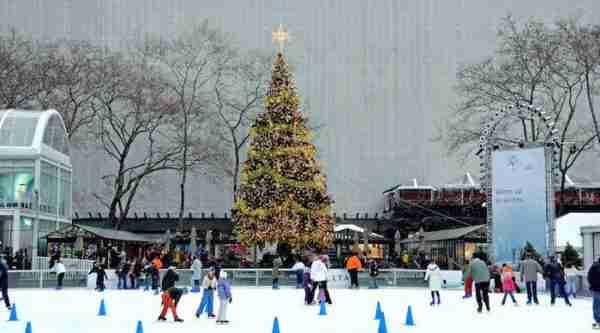 Mercatini di Natale a New York