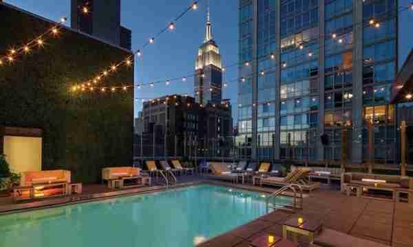 migliori hotel con piscina