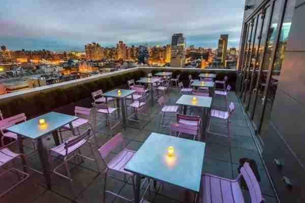 Migliori hotel con rooftop bar