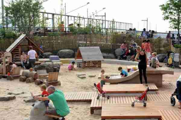 Pier 6 Playground