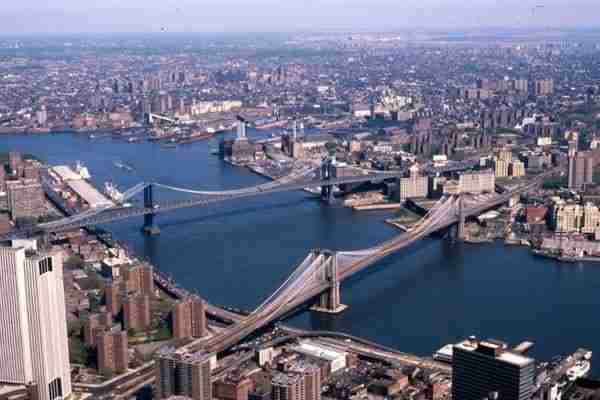 fiumi di new york