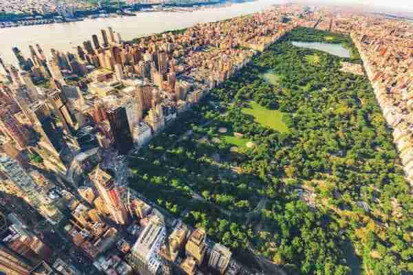 I migliori parchi di New York