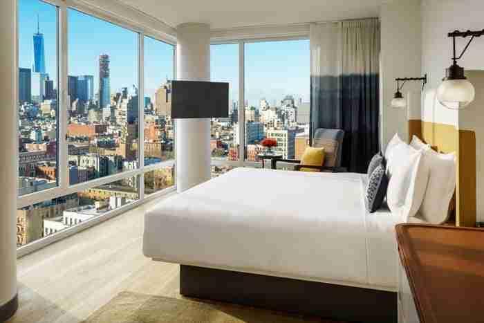 Dove dormire in Lower East Side