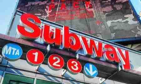 Metro di New York