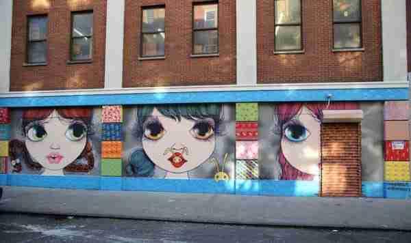 murales lower east side