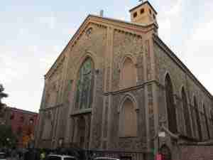 Saint Patrick's old cathedral, Nolita