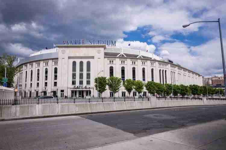 Lo Yankee Stadium è una delle principali attrazioni del Bronx