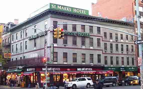 Dove dormire nell'East Village
