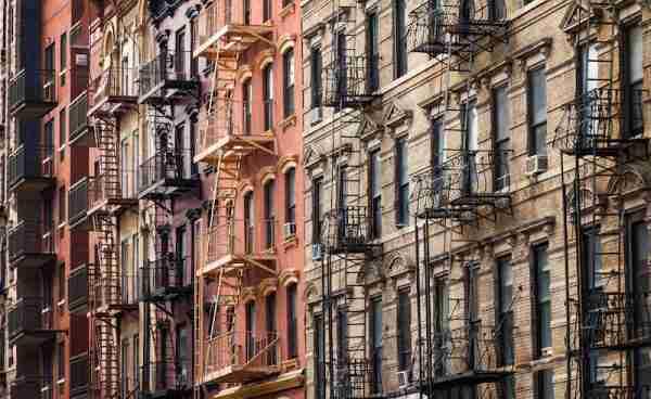 East Village, New York