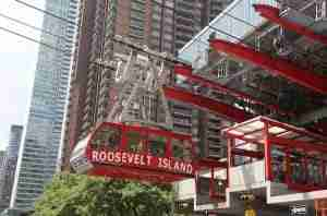 Visitare Roosevelt Island col tramway