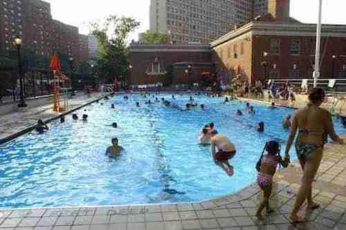 Le migliori piscine di New York