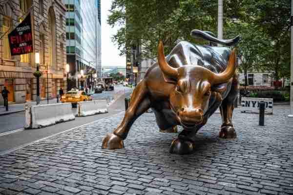 Charging bull, il toro di Wall Street