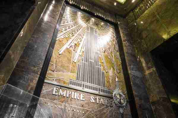 Lobby Empire State Building