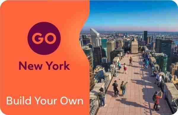 Guida al New York build your own pass in italiano