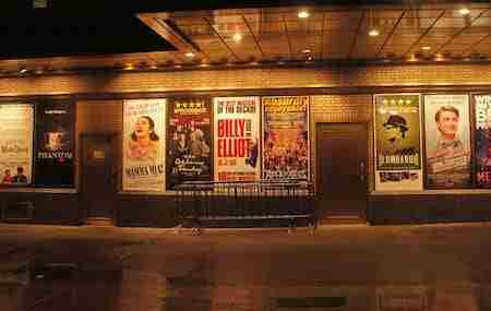 I teatri di Broadway
