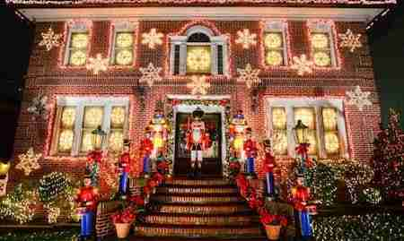 Le luci di Natale di Dyker Heights