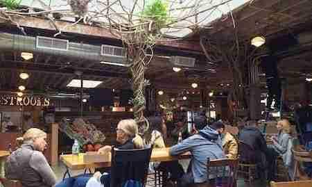 Gansevoort Market a New York