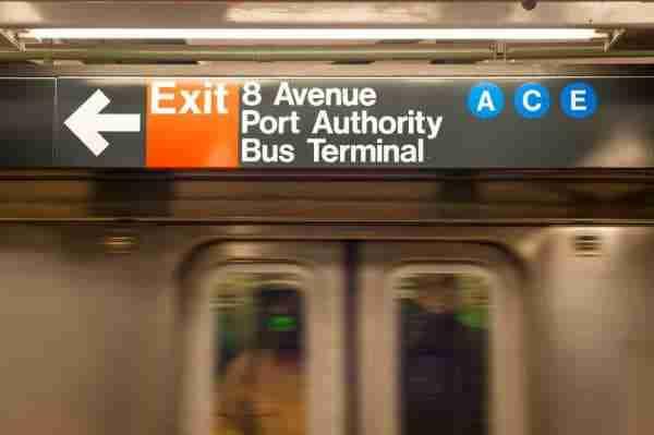 Le linee A, C, E della metro