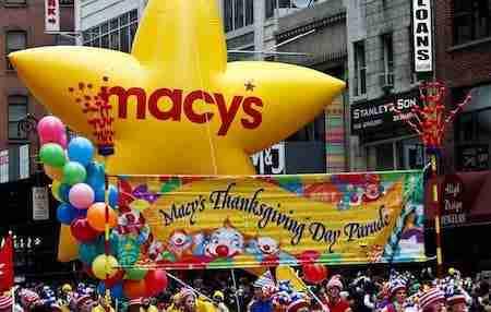 Da dove ammirare la parata del Ringraziamento a New York
