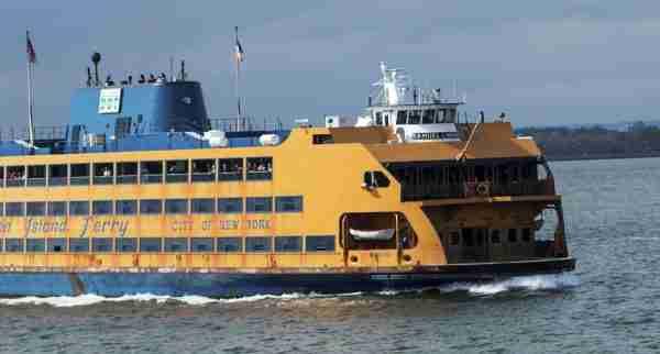 Lo Staten Island Ferry