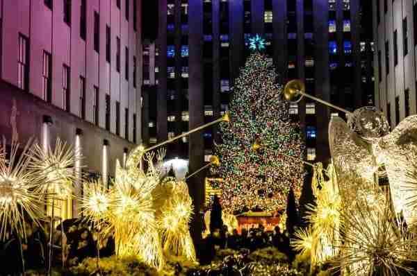 10 motivi per trascorrere il Natale a New York